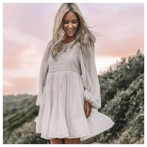 SPELL & THE GYPSY  Scorpio Cloth Mini Dress